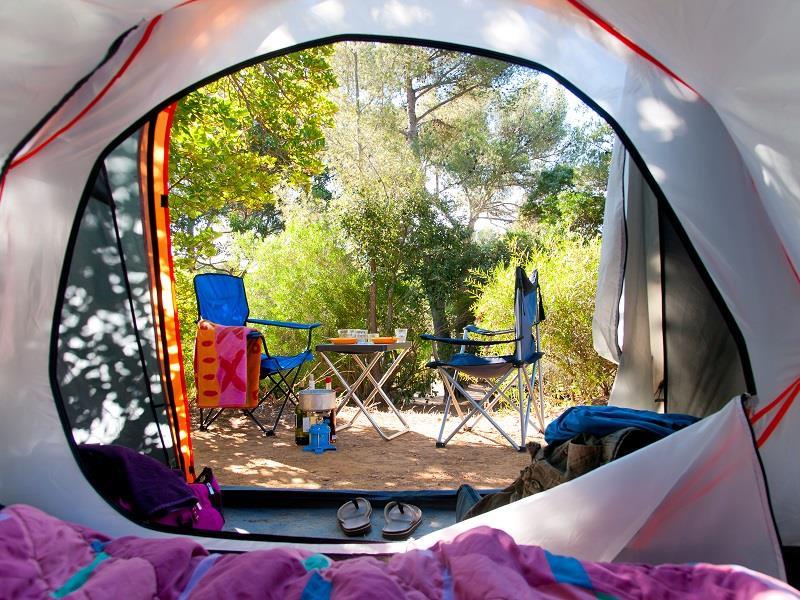 Emplacement - Emplacement Tente Ou Caravane + Électricité 16A - Village Camping Marisol