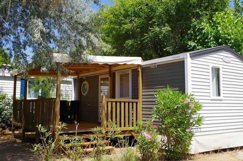 Location - Cottage Confort Plus 2 Chambres (Dimanche/Dimanche) - Village Camping Marisol