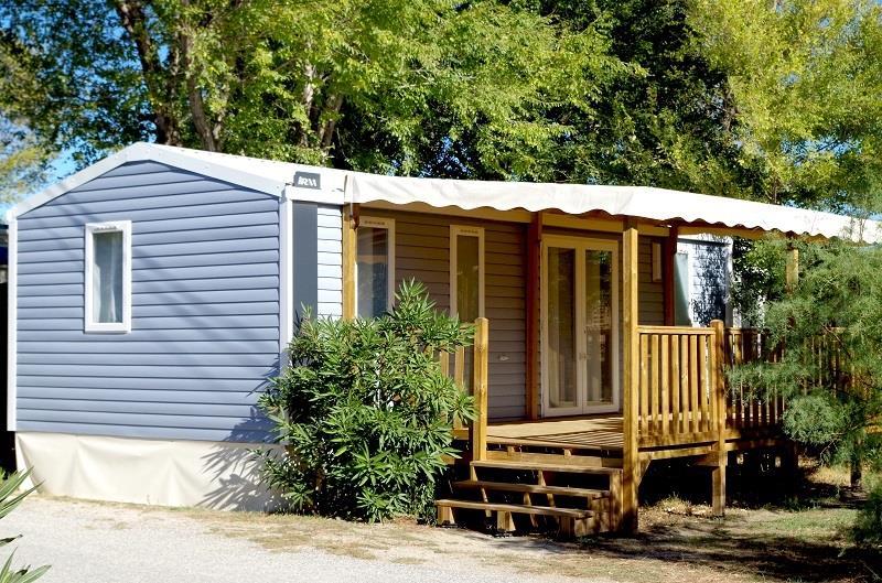 Location - Cottage Confort Plus 3 Chambres (Samedi/Samedi) - Village Camping Marisol
