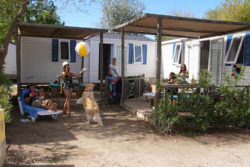 Location - Tribu Confort Plus 4 Chambres  (Samedi/Samedi) - Village Camping Marisol