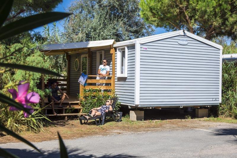 Location - Mobil Home Confort 3 Chambres (Dimanche/Dimanche) - Village Camping Marisol