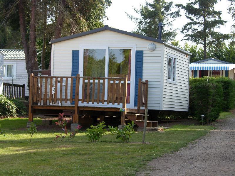 Location - Mobil-Home 1 Chambre 18M² + Terrasse 8M² - Camping Le Varquez-sur-Mer