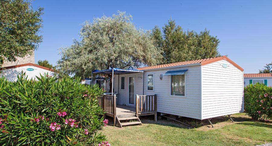 Camping Beau Rivage, Meze, Hérault