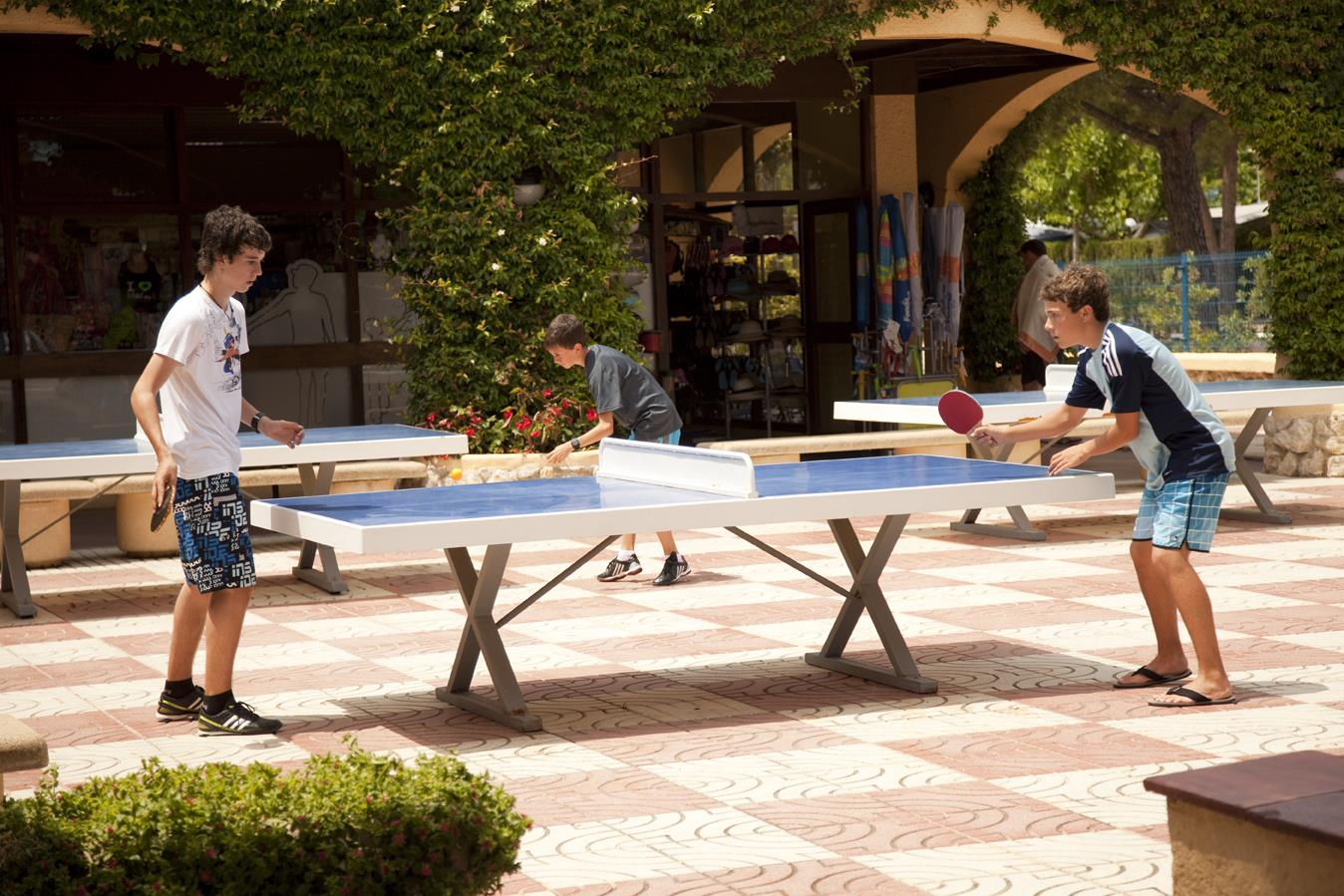 Sport activities Stel Camping & Bungalow Resort - Roda De Barà
