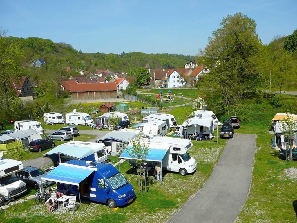 Camping Romantische Strasse