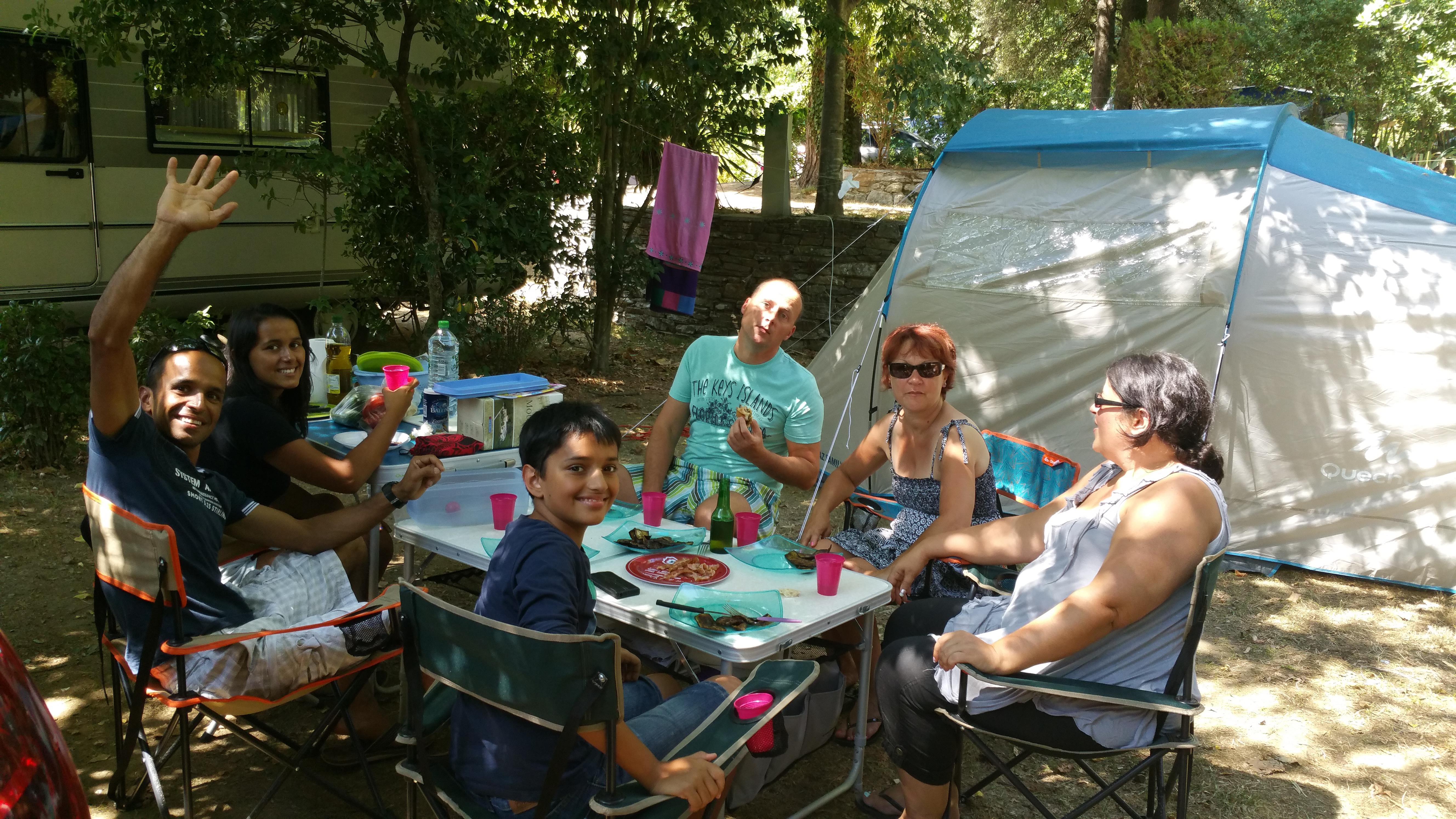 Camping les Sources, Saint-Jean-du-Gard, Gard