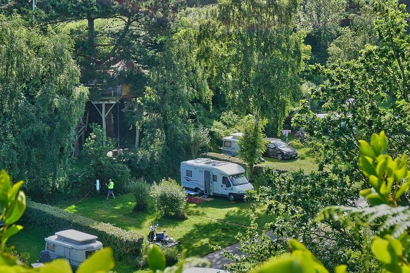 Camping Cap de Bréhat, Plouézec, Côtes-d'Armor