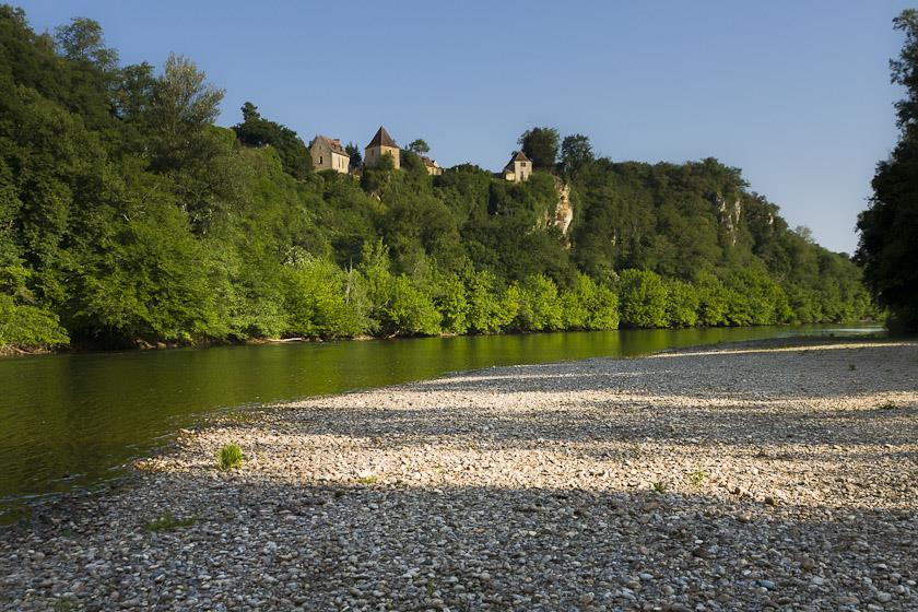 Camping le Rocher de la Cave, Carsac-Aillac, Dordogne