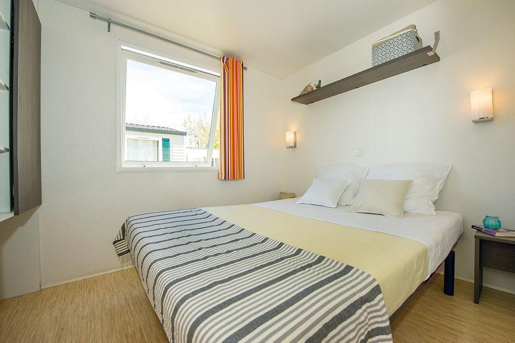Location - Mobil-Home Classic 3 Chambres - H6p3 - Vacanceselect Village Center Le Coteau de La Marine
