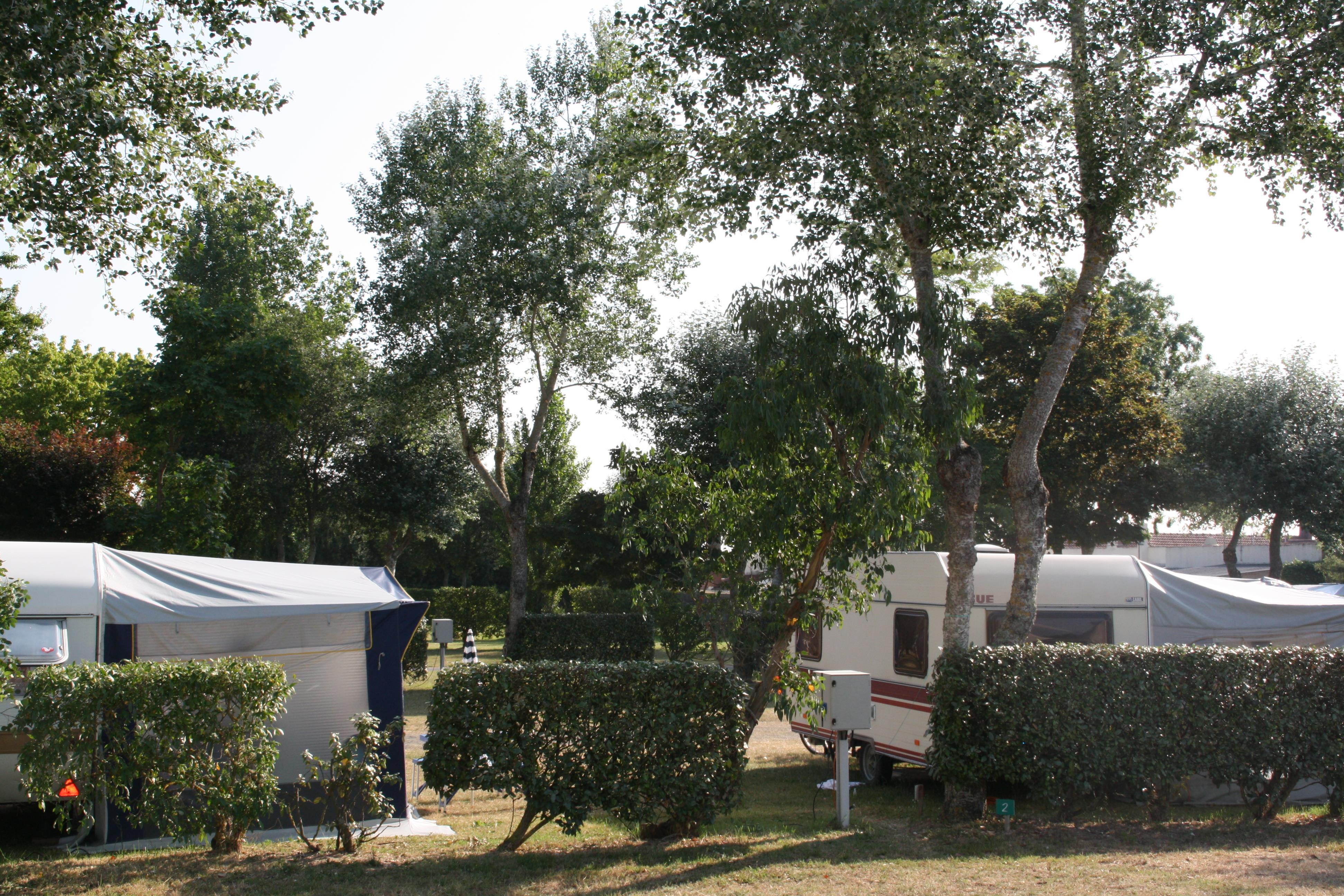 Camping la Daviere Plage, Saint-Jean-de-Monts, Vendée