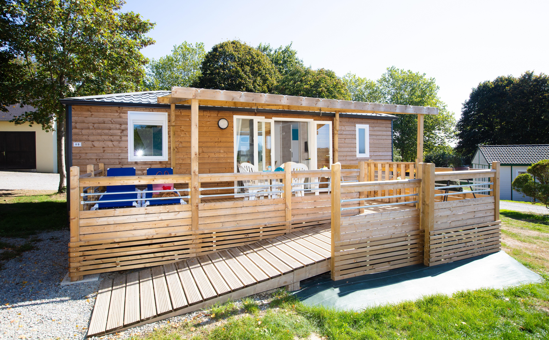 Cottage Famili Baby -  2 chambres - 2 salles de bain - Samedi