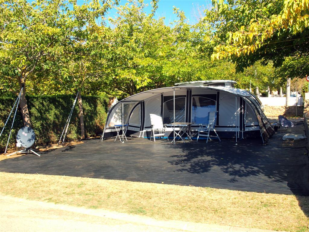 Emplacement - Emplacement Grand - Camping La Rosaleda