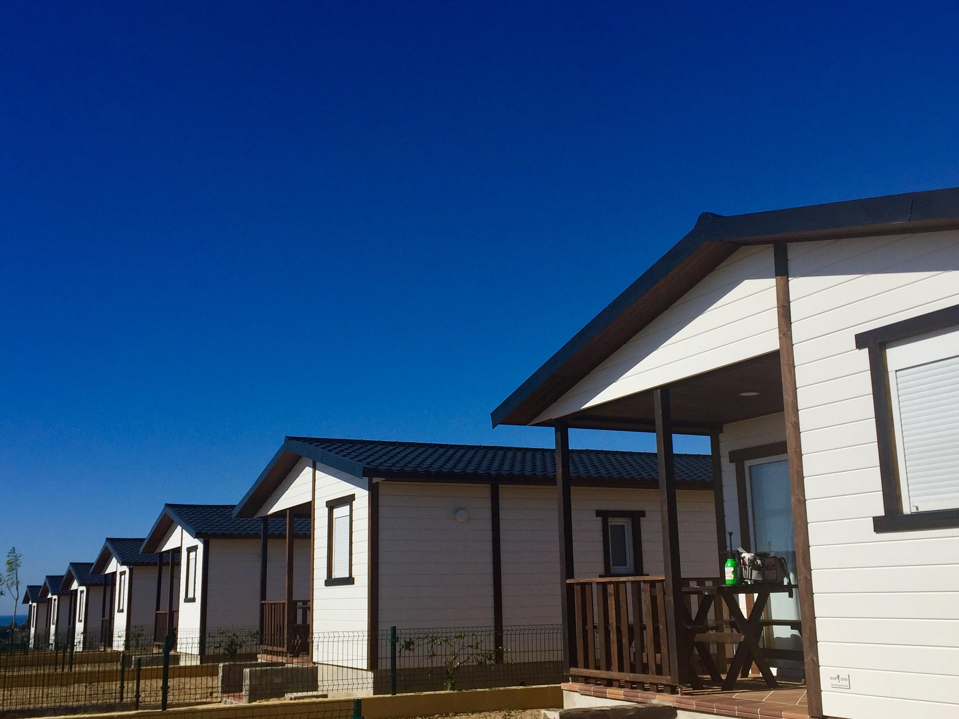 Location - Bungalow Luxe - Camping La Rosaleda