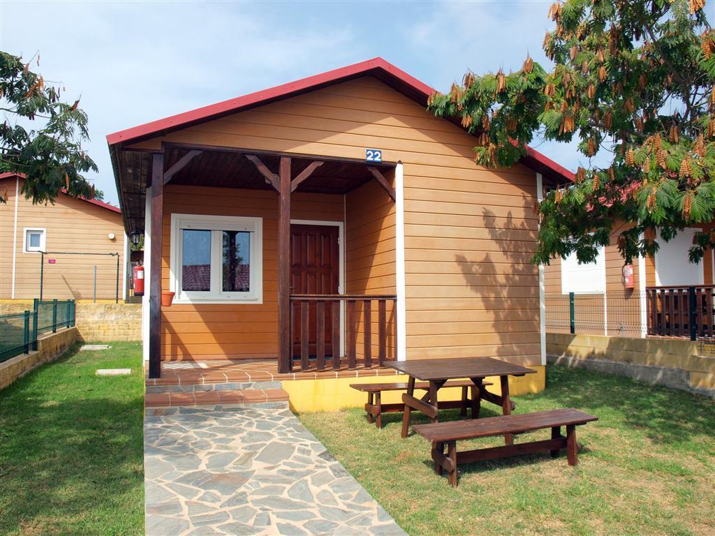 Location - Bungalow Plus (4 Adultes + 1 Enfant) - Camping La Rosaleda