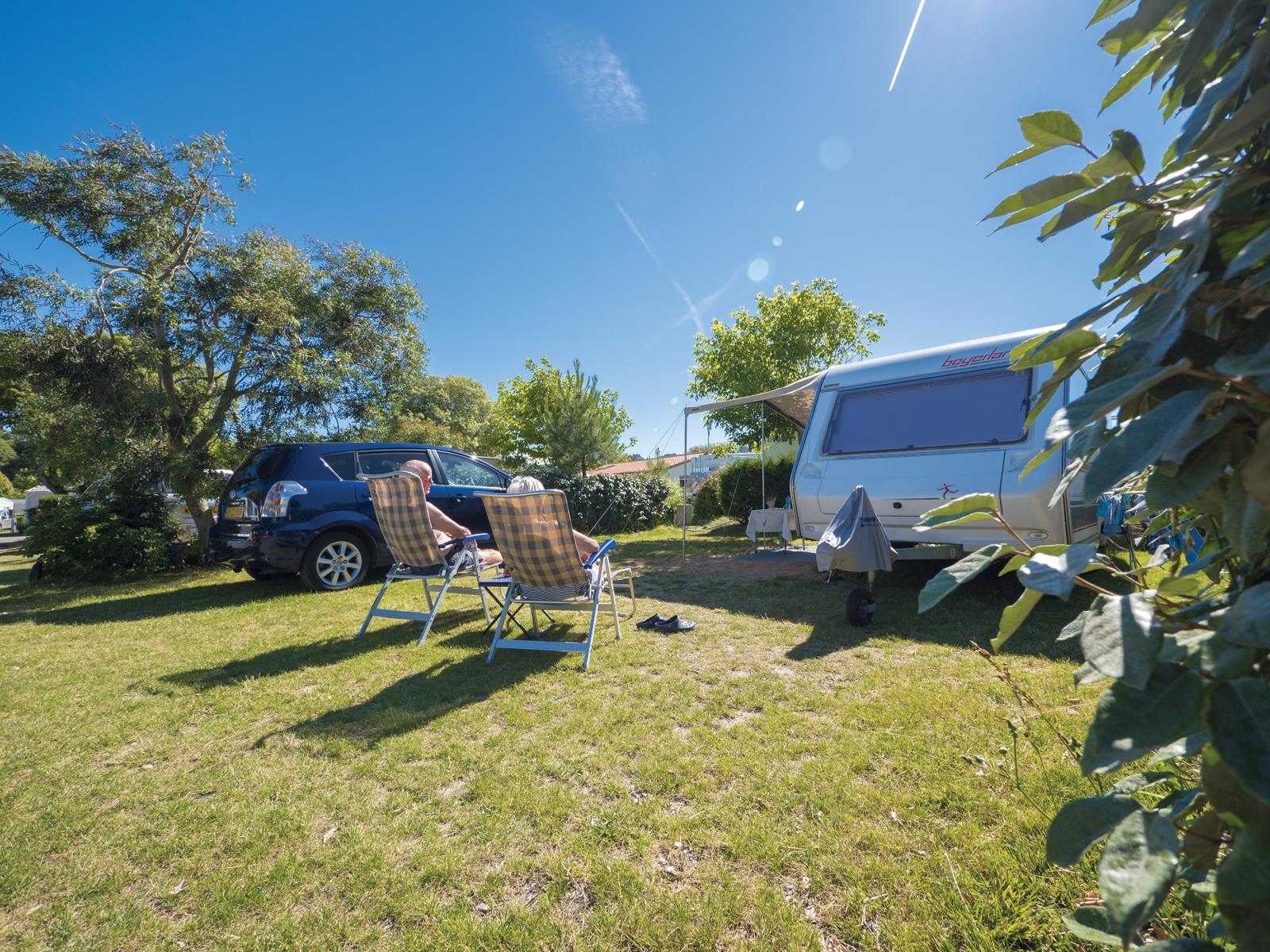 Emplacement - Forfait Emplacement **** - Camping Sandaya Le Littoral