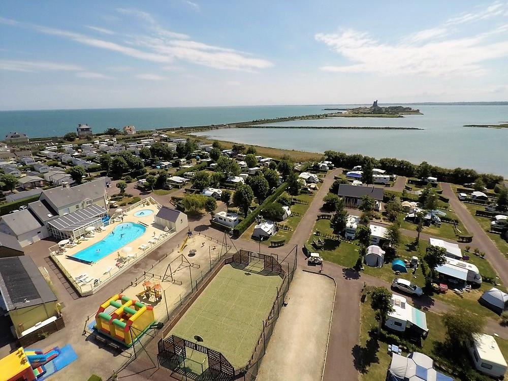 Betrieb Camping La Gallouette - Saint Vaast La Hougue