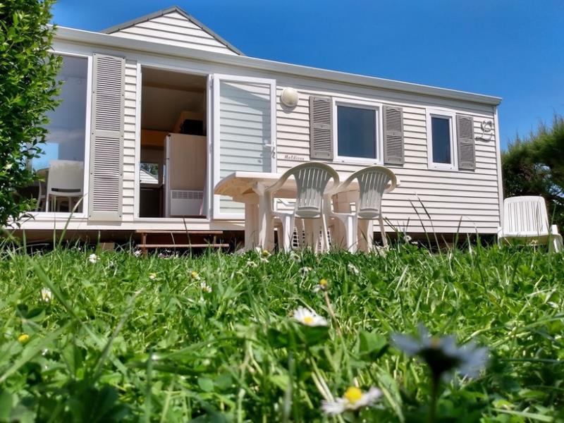 Mobil-Home Espace 2 Bedrooms - 33M² - Arrival Sunday July/August