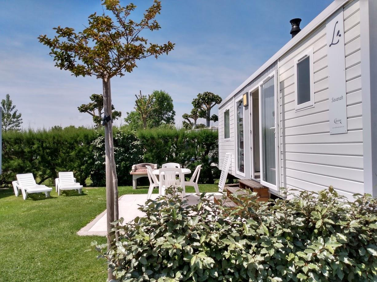 Mobil-Home Grand Confort 2 Bedrooms - 30M² - Arrival Sunday July/August