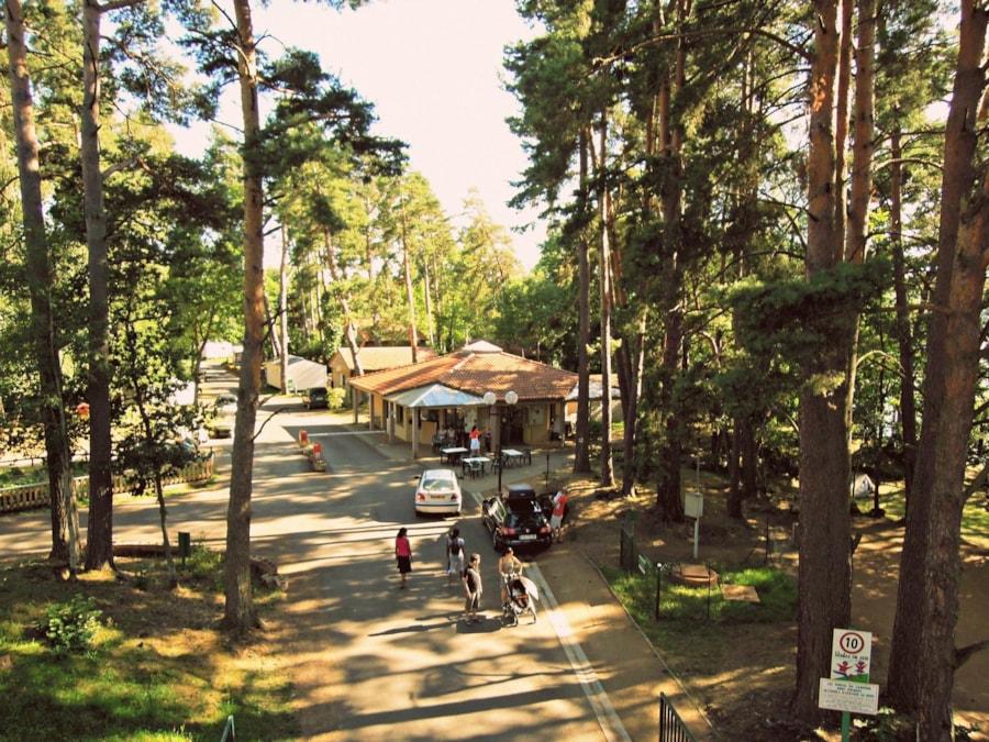 Camping Du Lac D'aydat - Aydat