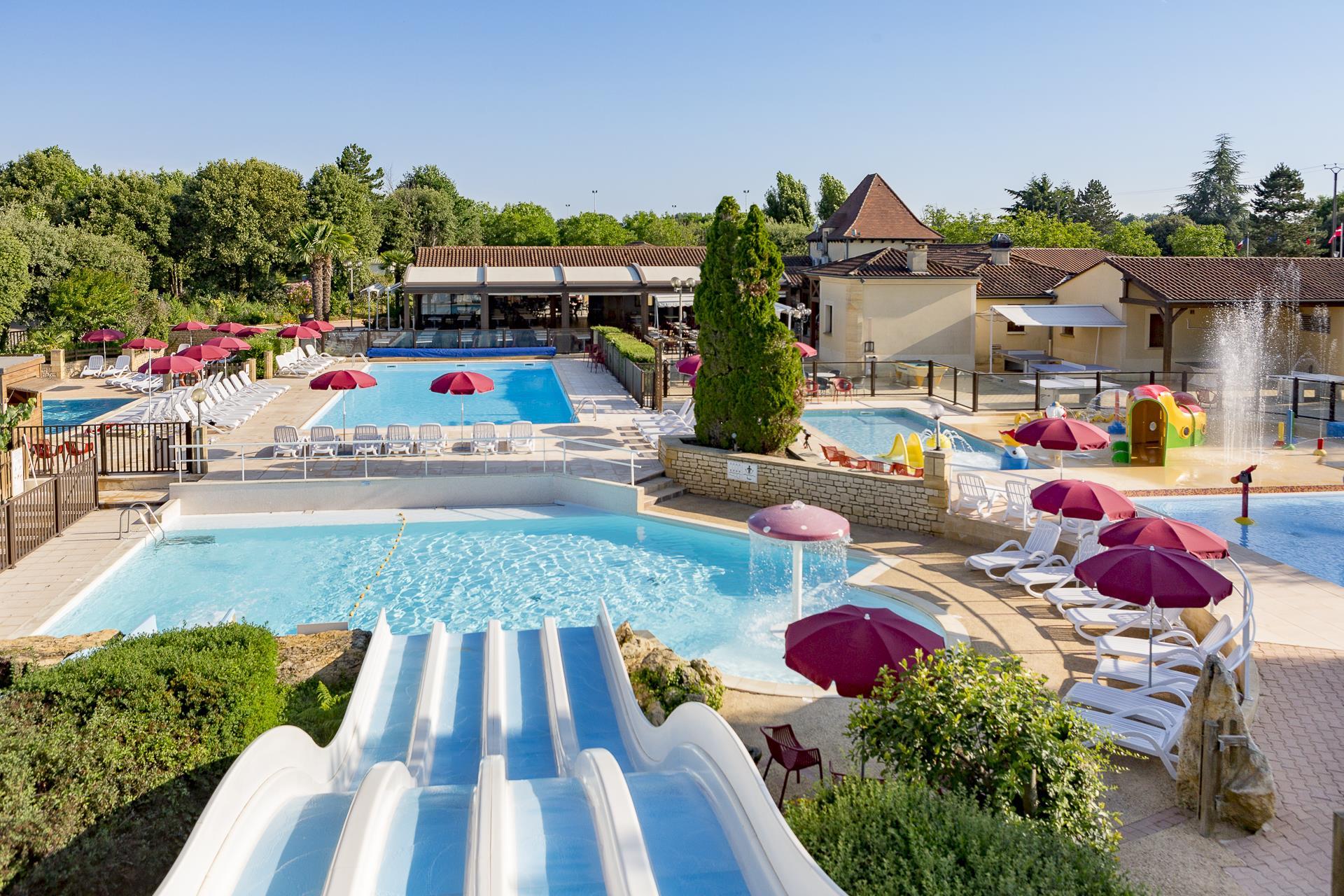 Camping les Peneyrals, Saint-Crepin-et-Carlucet, Dordogne