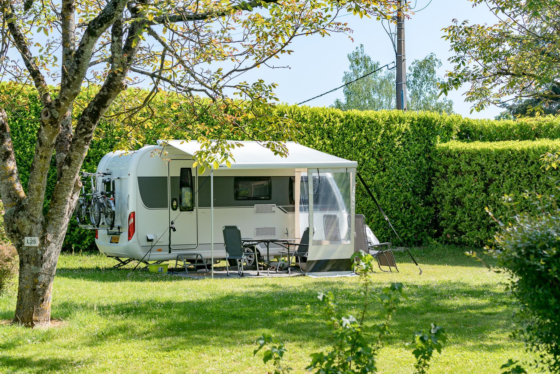 Emplacement - Forfait Emplacement ** - Camping Sandaya Les Péneyrals