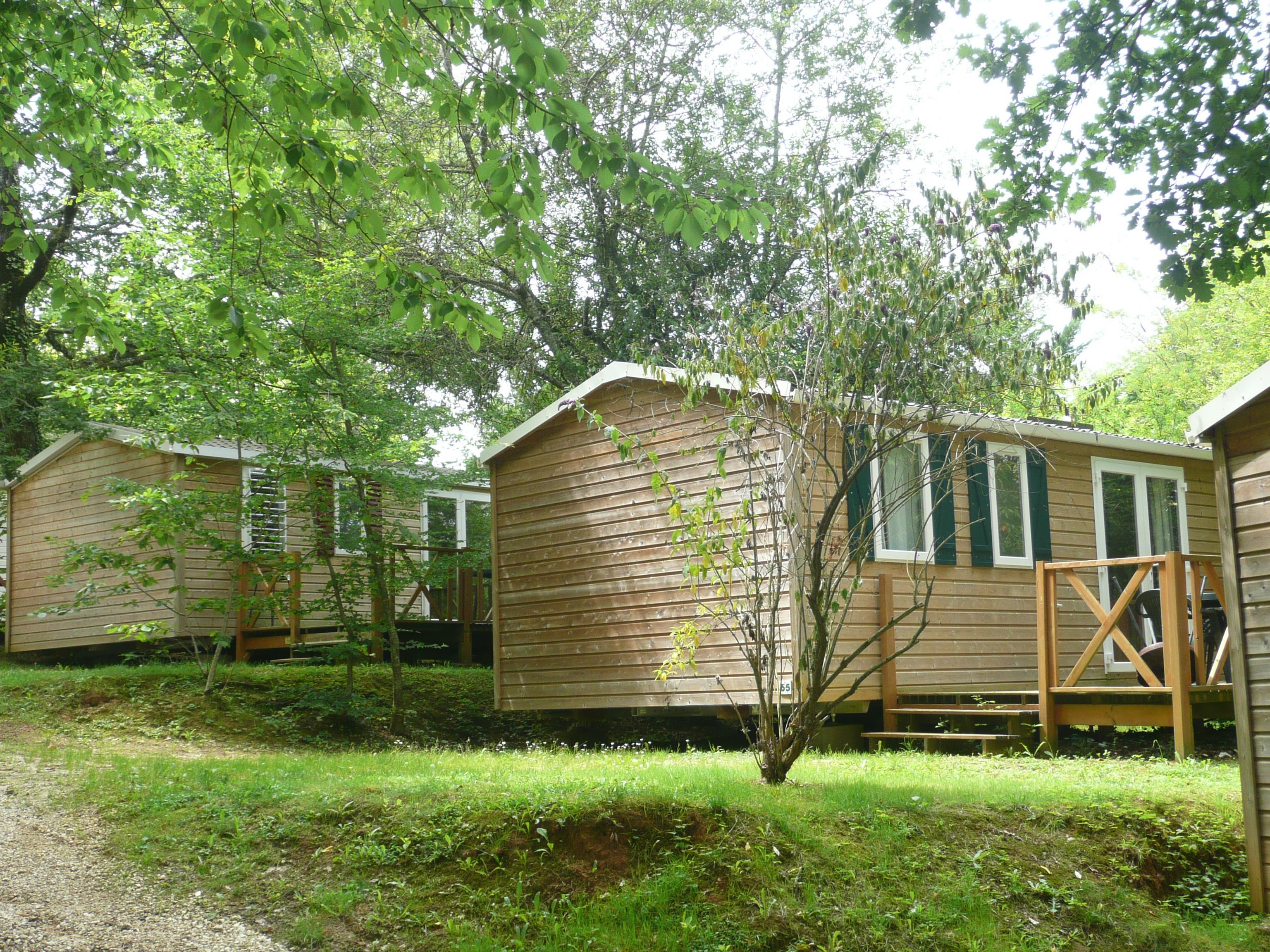 Location - Super Cordelia, 3 Chambres - Camping Les Charmes