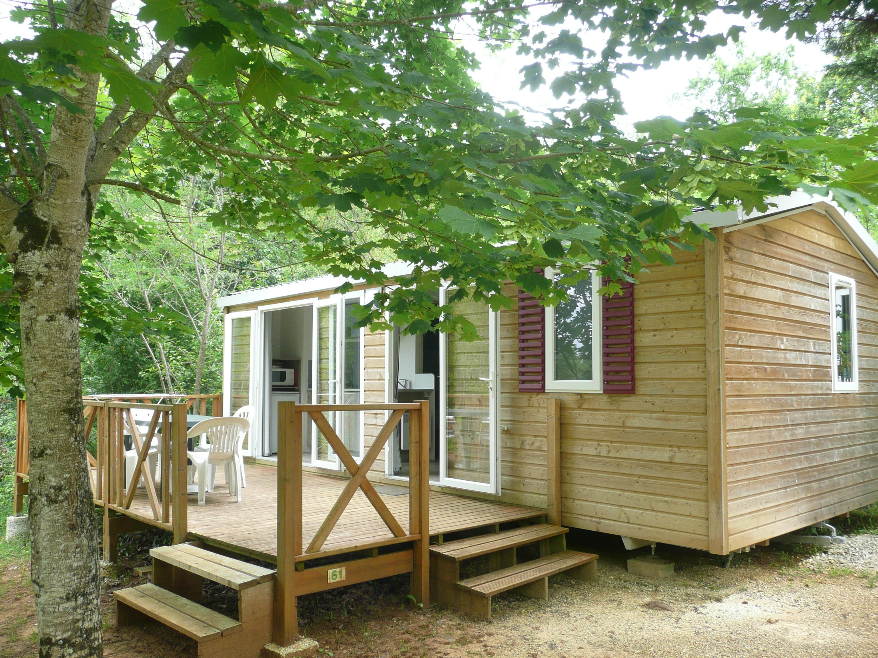 Location - Mercure Riviera, 2 Chambres - Camping Les Charmes
