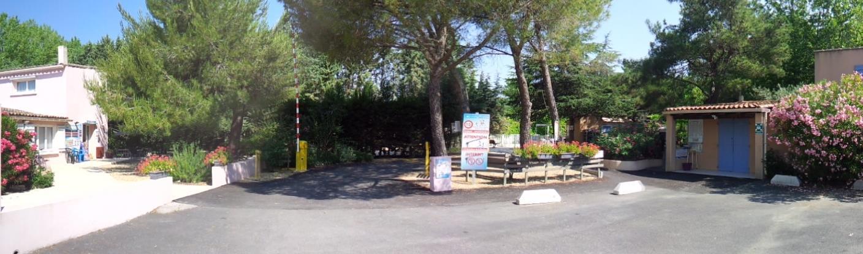 Camping le Parc, Lattes, Hérault