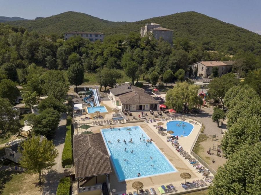 Rcn Vakantiepark La Bastide En Ardèche - Sampzon