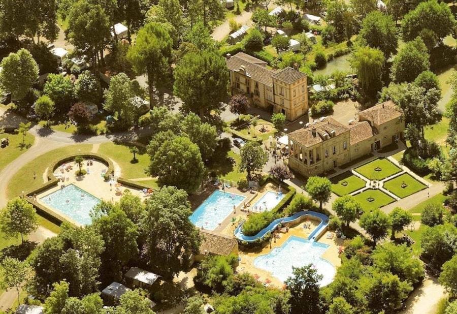 Rcn Vakantiepark Le Moulin De La Pique - Belvès