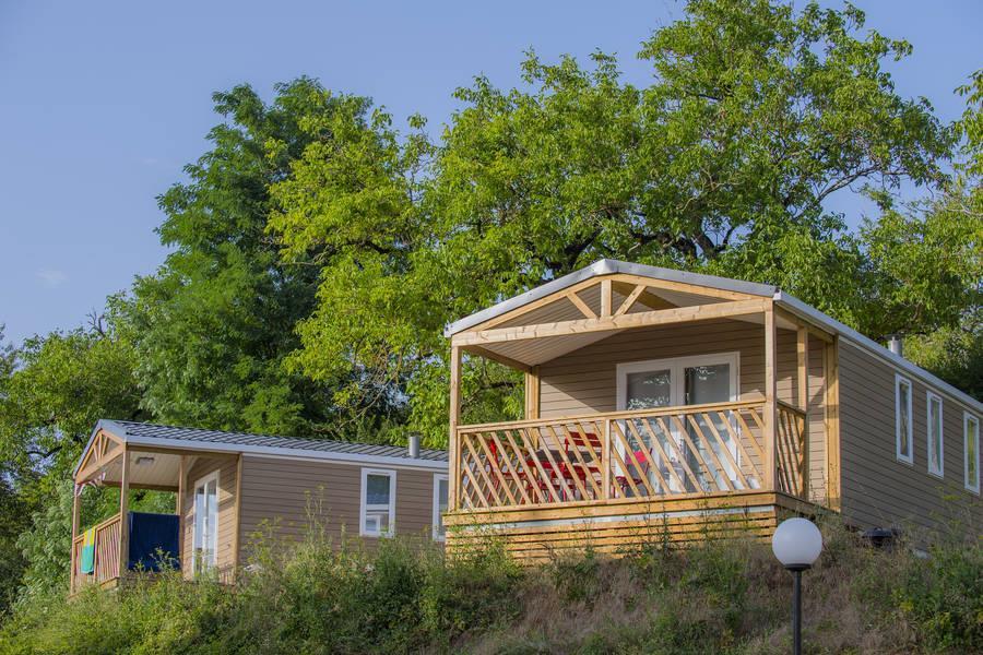 Location - Mobil Home Domme - RCN Vakantiepark Le Moulin de la Pique