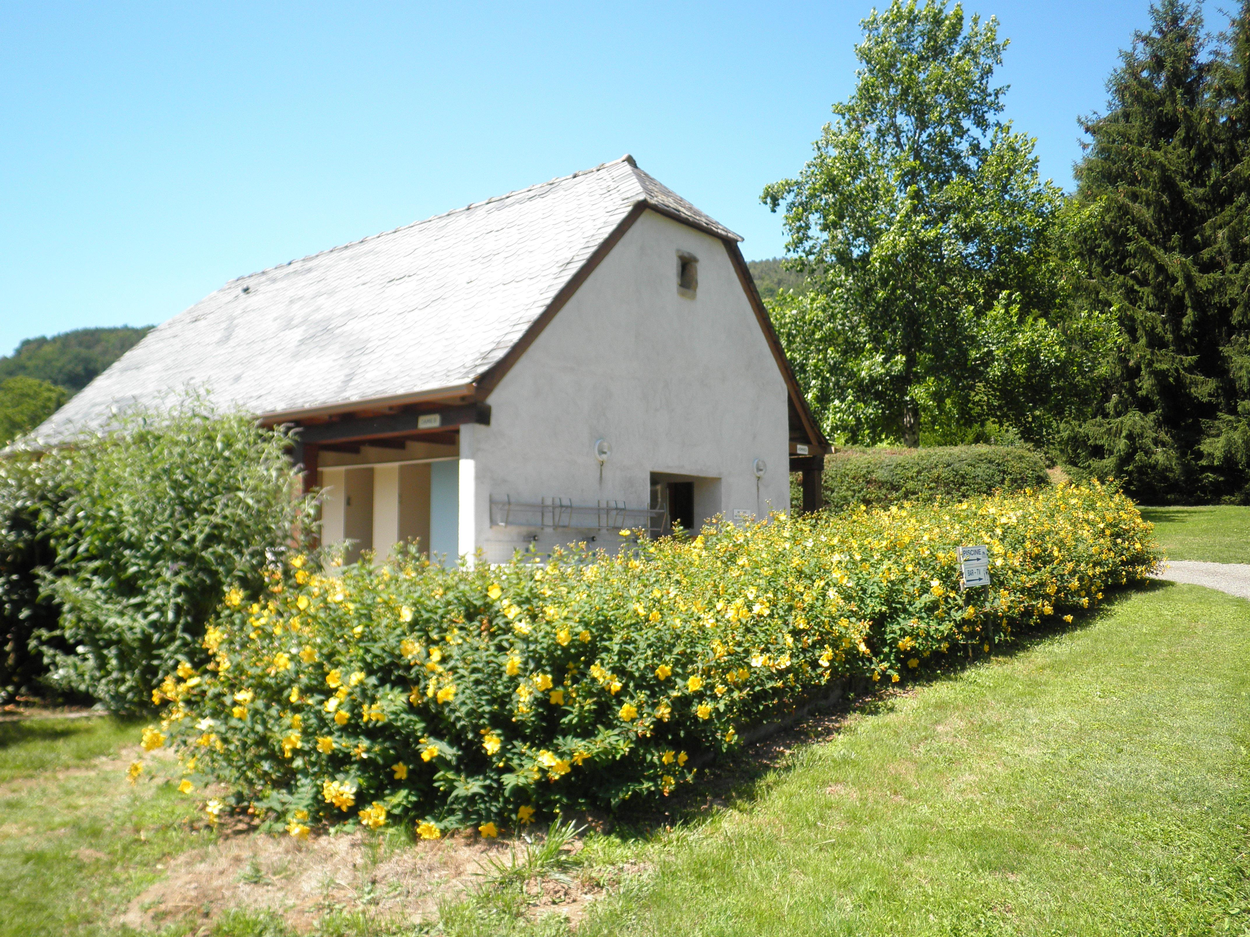 Camping le Vaurette, Argentat, Corrèze