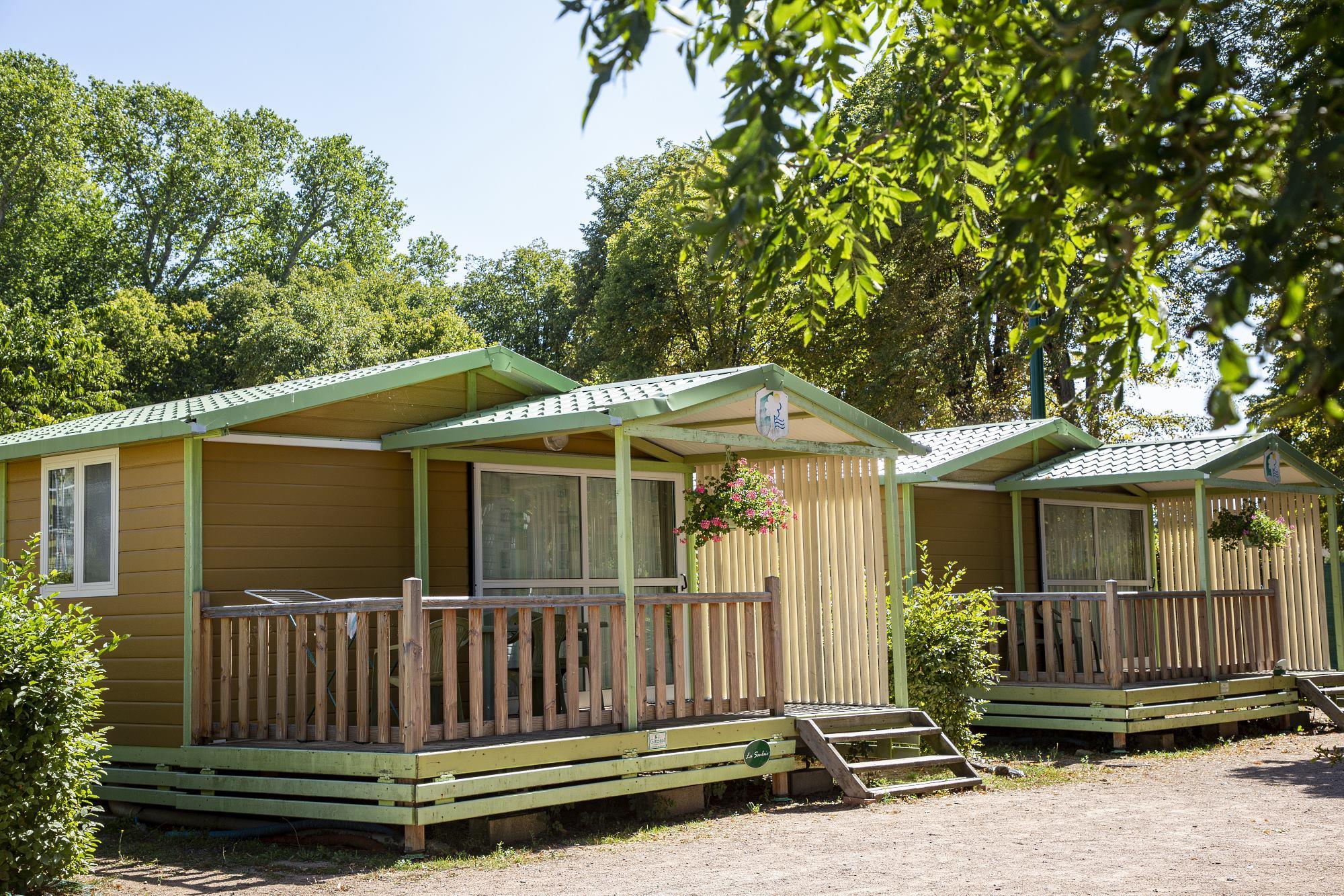 Camping des Halles, Decize, Nièvre
