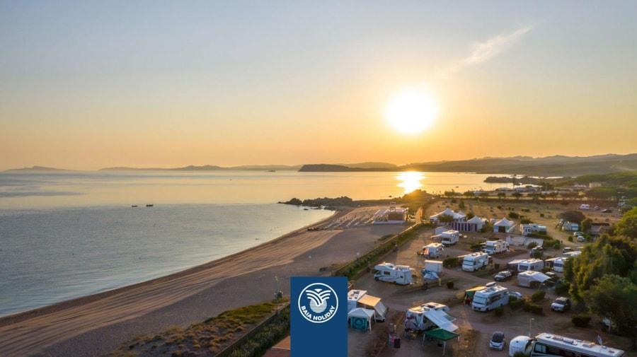 Camping Baia Blu La Tortuga - Aglientu Vignola Mare