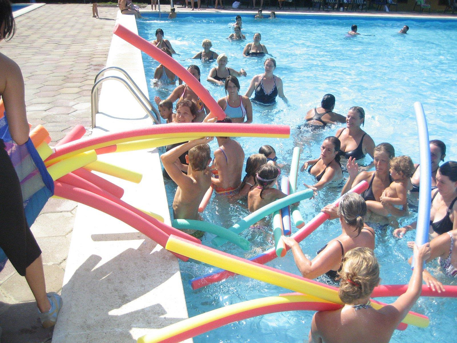 Entertainment organised Camping Vell Emporda - Garriguella