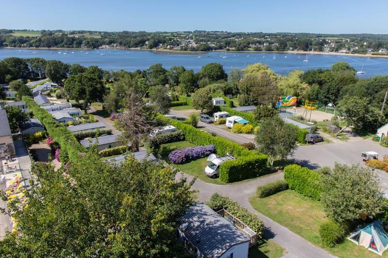 Camping Saint Jean - Plougastel-Daoulas