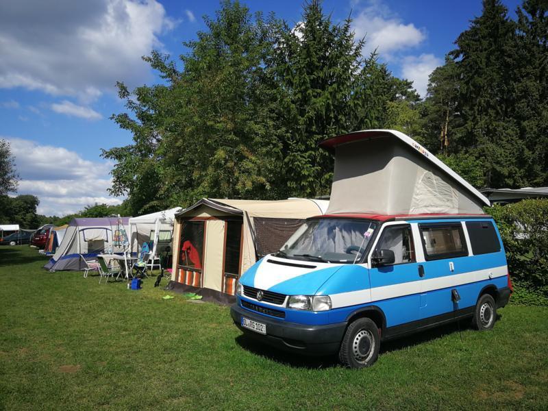 Emplacement - Emplacement Camping Car 40M2 - FKK Campingplatz am Rätzsee