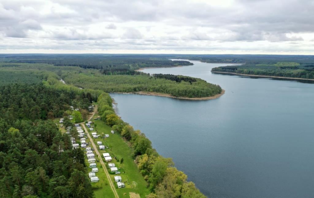 "Location - Caravane De Location ""Knaus Südwind 530 Tk"" - FKK Campingplatz am Rätzsee"