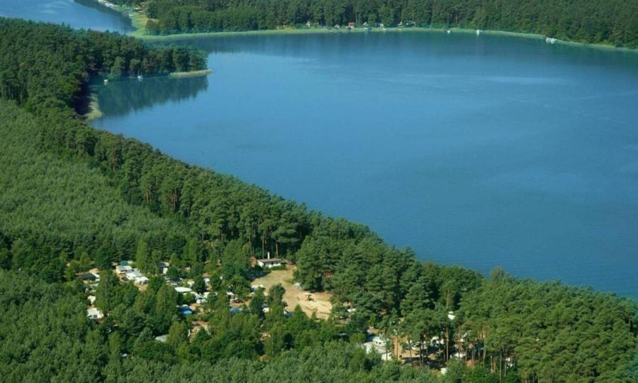 Naturcamping Am Großen Pälitzsee - Strasen
