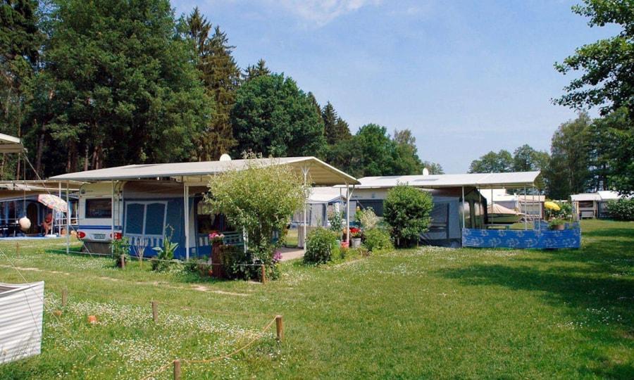 Campingplatz Am Ziernsee - Priepert
