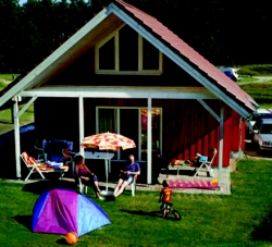 Location - Chalet Göteborg - Campingpark Havelberge