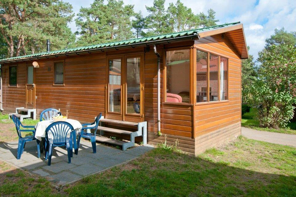 Location - Mobilhome Brillant - Campingpark Havelberge