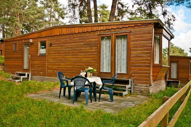 Location - Mobilhome Chalet - Campingpark Havelberge