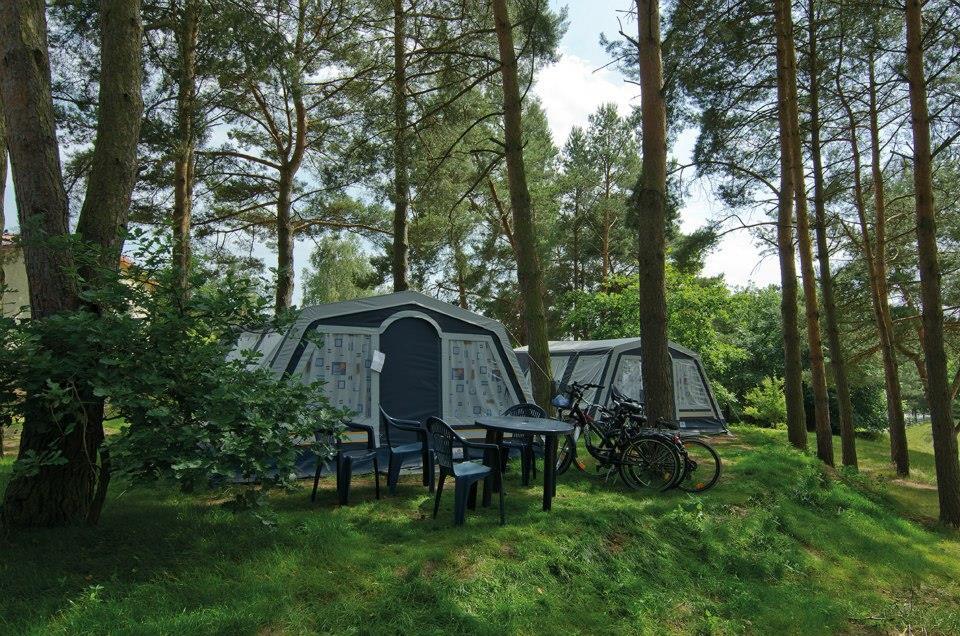 Location - Bungalow Toilé - Campingpark Havelberge