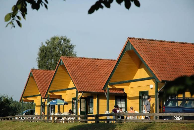Location - Chalet Stockholm 6 Pers. - Campingpark Havelberge