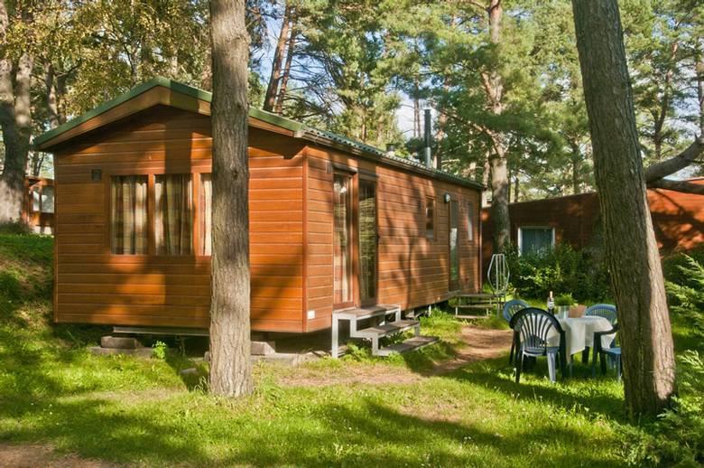 Location - Mobilhome Orlando - Campingpark Havelberge