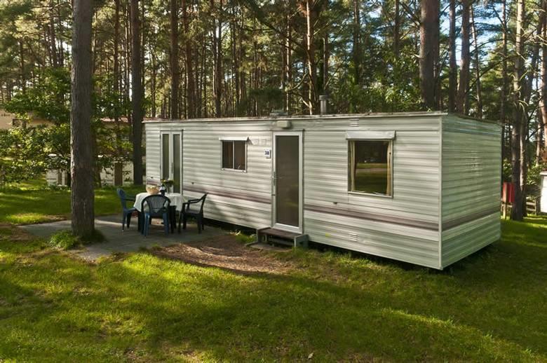 Location - Mobilhome Mercure - Campingpark Havelberge