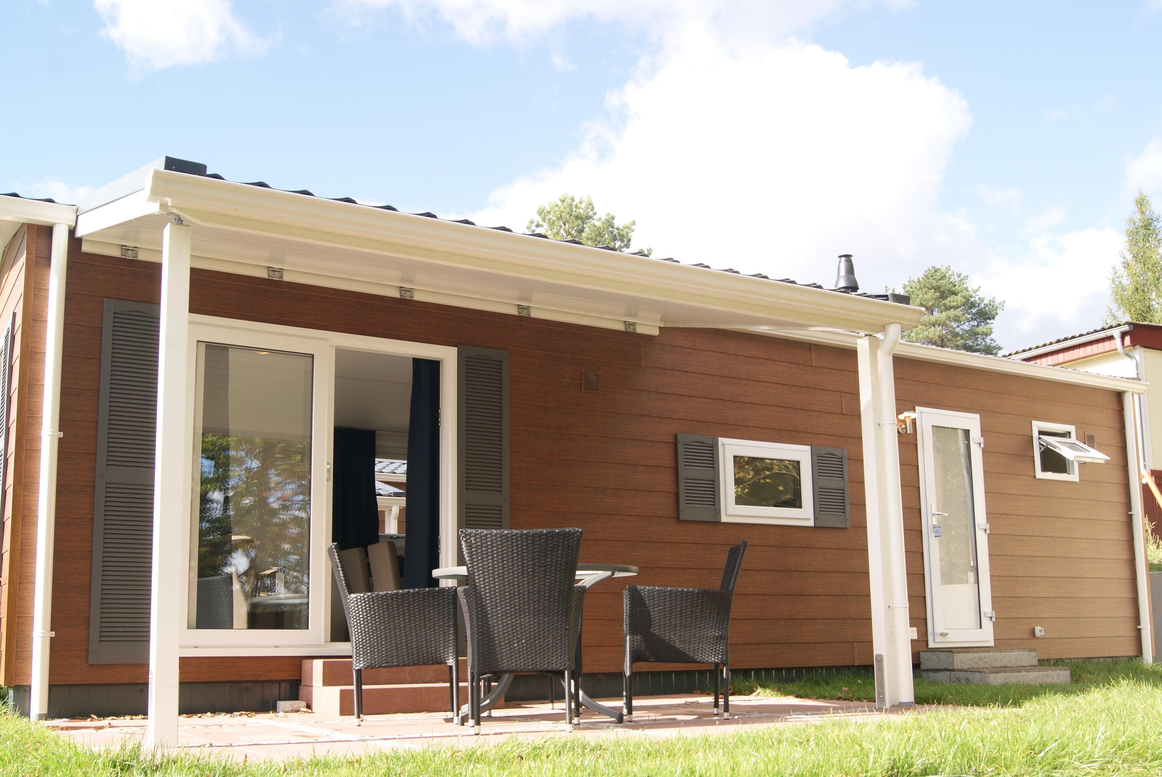 Location - Mobil Home Ocala Premium - Campingpark Havelberge