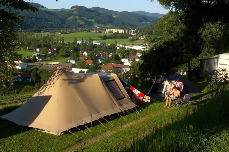 Terrassen Camping Traisen - Traisen
