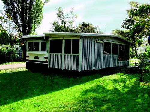 Location - Caravane Cat. 0, 2 Adultes + 3 Enfants - Camping- und Ferienpark Wulfener Hals-Fehmarn